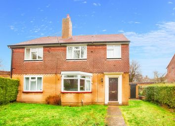 Thumbnail 2 bedroom maisonette to rent in St. Leonards Crescent, Sandridge, St.Albans