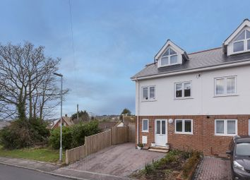 Thumbnail 4 bed end terrace house for sale in Fairlight Road, Hastings, East Sussex.