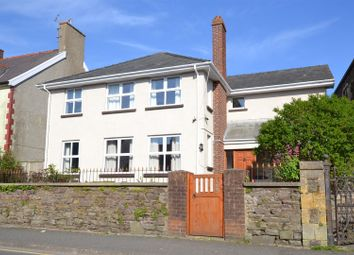 Thumbnail 4 bedroom detached house for sale in Priory Road, Milford Haven