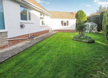 Thumbnail 4 bed detached bungalow for sale in Clos-Yr-Aer, Cardiff