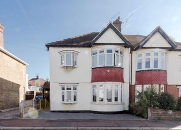 Thumbnail 4 bed semi-detached house for sale in Leigh-On-Sea, Essex, Uk
