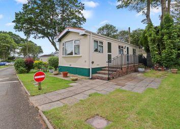 Thumbnail 1 bed mobile/park home for sale in Primrose Acre, Deanland Wood Park, Golden Cross, Hailsham