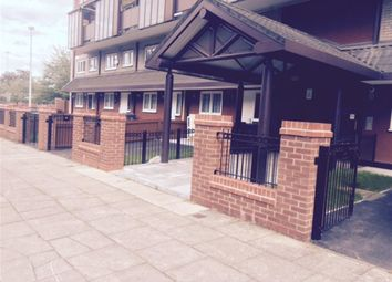 Thumbnail 3 bed flat to rent in Lockton Close, Manchester
