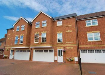 Thumbnail 4 bed town house for sale in Galloway Green, Congleton