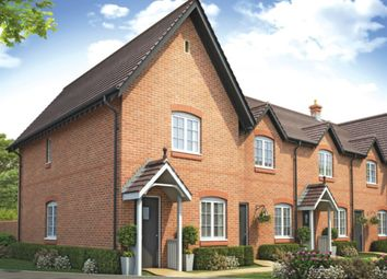 "Thumbnail 2 bedroom semi-detached house for sale in ""The Sunderland"" at Riber Drive, Chellaston, Derby"