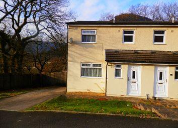 Thumbnail 3 bed semi-detached house to rent in Castleton Avenue, Treherbert, Tynewydd, Rhondda Cynon Taff.