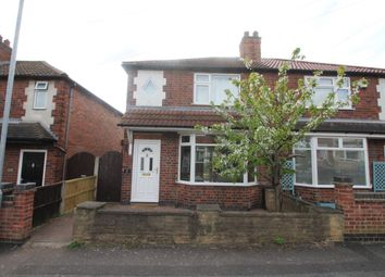 Thumbnail 2 bed semi-detached house for sale in Newton Drive, Stapleford, Nottingham