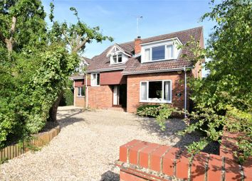 Thumbnail 4 bed detached house for sale in High Street, Long Wittenham, Abingdon
