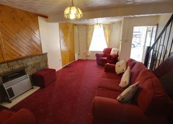 Thumbnail 2 bed terraced house for sale in Parry Street, Pentre, Rhondda Cynon Taff