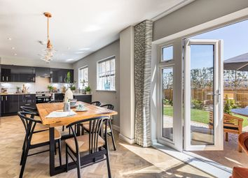 Thumbnail 4 bed detached house for sale in St George's Road, Farnham