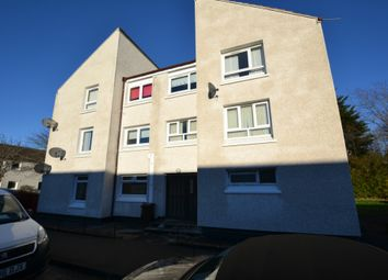 Thumbnail 2 bed flat for sale in Paterson Avenue, Irvine, North Ayrshire