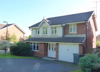 Thumbnail 4 bed detached house to rent in Knightsbridge Court, Prenton