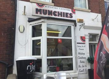 Thumbnail Restaurant/cafe for sale in 192 Station Road, Preston
