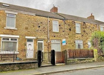 2 bed terraced house for sale in Taylor Street, Stanley DH9