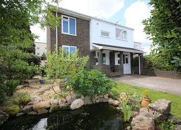 Thumbnail 4 bed link-detached house for sale in Wilton Way, Abbotskerswell, Newton Abbot