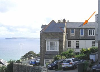 Thumbnail 2 bed flat for sale in Hazelbury House, Draycott Terrace, St Ives