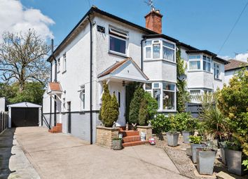 Thumbnail 3 bed semi-detached house for sale in Bracken Hill, Moortown, Leeds