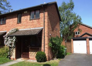 Thumbnail 1 bed end terrace house to rent in Kendal Grove, Solihull