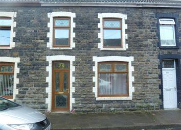 Thumbnail 3 bed terraced house for sale in Victoria Street, Caerau, Maesteg, Mid Glamorgan