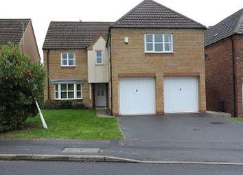 Thumbnail 5 bedroom detached house to rent in Deeley Close, Watnall, Nottingham