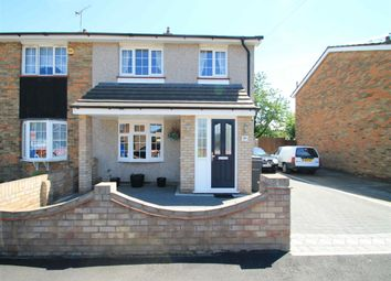 Thumbnail 2 bed semi-detached house to rent in Godman Road, Grays