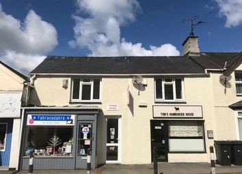 Thumbnail Studio to rent in 33A High Street, Menai Bridge