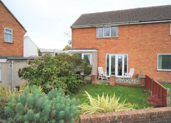 Thumbnail 2 bed semi-detached house for sale in Smithville Close, St. Briavels, Lydney