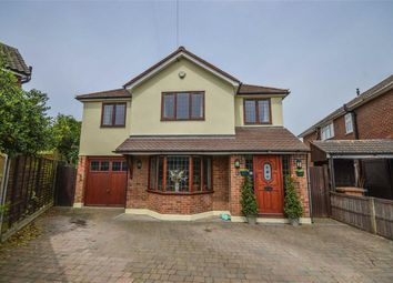 Thumbnail 4 bed detached house for sale in Wicklands Road, Ware, Hertfordshire
