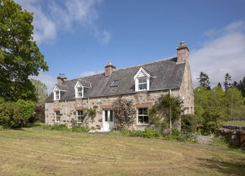 Thumbnail 3 bedroom cottage for sale in Aultgowrie, Muir Of Ord, Highland