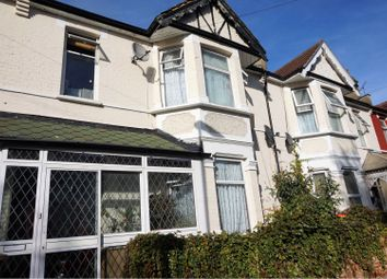 Thumbnail 4 bed terraced house for sale in Caulfield Road, London