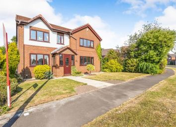 Thumbnail 4 bed detached house for sale in Garton Drive, Lowton, Warrington, Greater Manchester