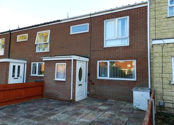 Thumbnail 3 bedroom terraced house for sale in Vauxhall Crescent, Smiths Wood, Birmingham