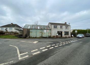 Thumbnail Parking/garage for sale in Tegryn, Llanfyrnach