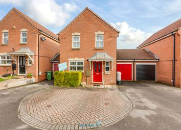 Thumbnail 3 bed link-detached house for sale in Holme Way, Gateford, Worksop
