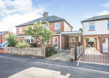 Thumbnail 3 bed semi-detached house for sale in Hartley Park Avenue, Pontefract