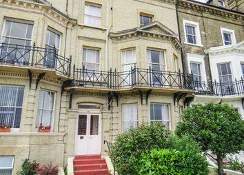 Thumbnail 2 bedroom flat for sale in Kirkley Cliff, Lowestoft