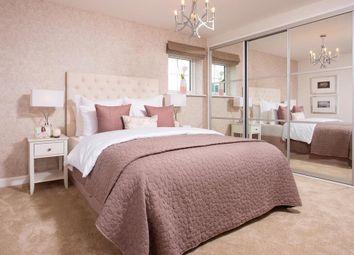 """4 bed detached house for sale in """"Alderney"""" at Cae Brewis, Boverton, Llantwit Major CF61"""