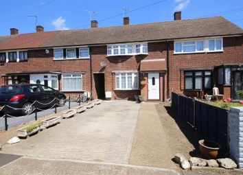 Thumbnail 3 bed terraced house for sale in Fortin Close, South Ockendon