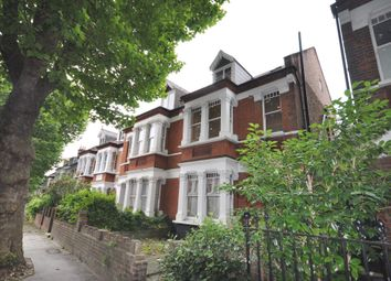 Thumbnail 3 bed flat to rent in Mayfield Avenue, London