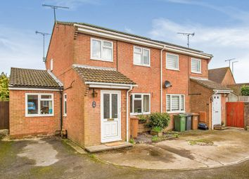Thumbnail 4 bed semi-detached house for sale in Gardeners Green, Shipton Bellinger, Tidworth