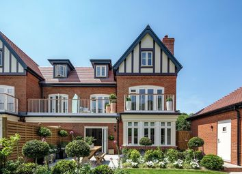 Thumbnail 5 bed property for sale in Taplow Riverside, Mill Lane, Taplow, Maidenhead