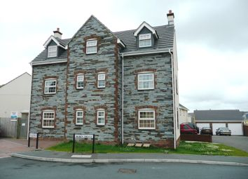 Thumbnail 2 bed flat for sale in Robin Drive, Launceston