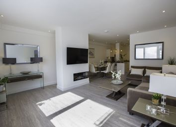 Thumbnail 2 bed flat for sale in Queensway, Poynton, Stockport