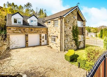 Thumbnail 5 bedroom detached house for sale in Upper Clough, Linthwaite, Huddersfield, West Yorkshire