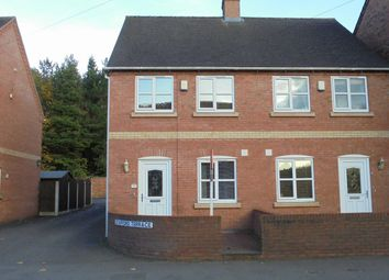 Thumbnail 2 bedroom semi-detached house to rent in Stafford Road, Oakengates, Telford