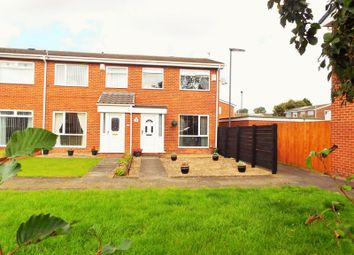 3 bed end terrace house for sale in Valeria Close, Wallsend NE28