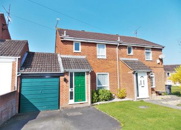 Thumbnail 3 bed semi-detached house for sale in Minton Close, Tilehurst, Reading
