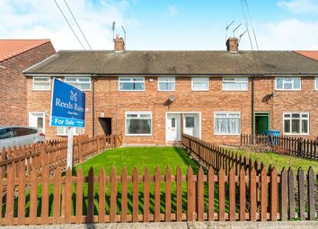 Thumbnail 3 bed terraced house for sale in Annandale Road, Hull