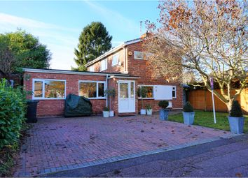Thumbnail 4 bed detached house for sale in Redfern Close, Cambridge