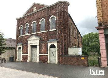 Thumbnail Land for sale in The Former Methodist Church, West Street, Swadlincote, Derbyshire